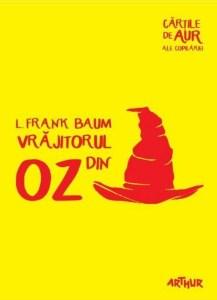 cărți clasice pentru copii-Vrăjitorul din Oz