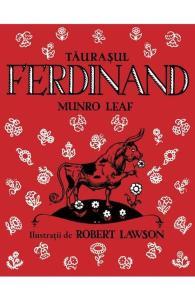 cărți despre emoții-Tăurașul Ferdinand