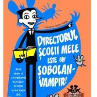 Directorul școlii mele este un șobolan-vampir, de Pamela Butchart