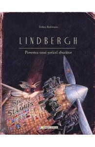 cărți ilustrate copii 0-7 ani-Lindbergh. Povestea unui șoricel zburător