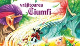 Zânuța Dora-Li și vrăjitoarea Ciumfi, de Anastasia Popa