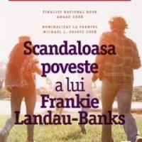Scandaloasa poveste a lui Frankie Landau-Banks, de E.Lockhart