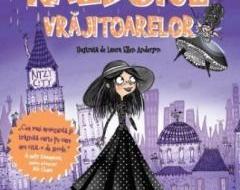 Războiul vrăjitoarelor, de Sibeal Pounder- o carte haioasă pentru fete de 10-12 ani
