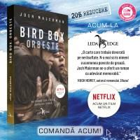 Bird Box: Orbește, cel mai așteptat titlu din colecția Leda Edge!
