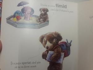 carti pentru copii timizi