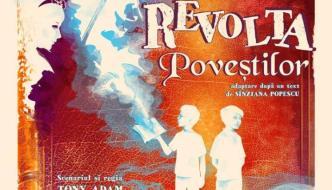 Revolta poveștilor- Premieră  piesă de teatru, 31 martie 2019
