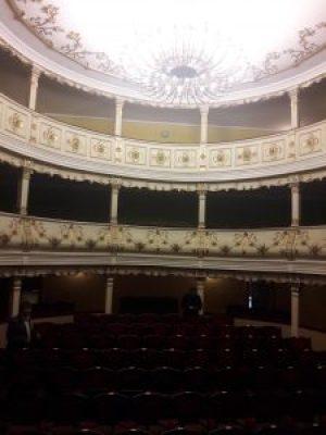 turism de aventură-Teatru din Oravița