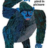 Din cap până în picioare, de Eric Carle – NOU la Editura Cartea Copiilor