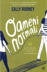 cărți pentru adolescenți-Oameni normali