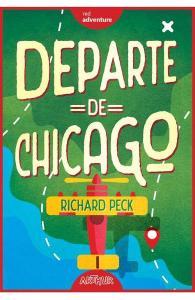 cărți distractive pentru 9-12 ani-Departe de Chicago