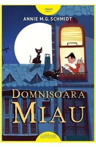 cărți distractive pentru 9-12 ani-Domnișoara Miau