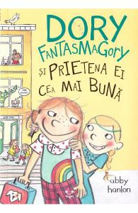 cărți despre prietenie-Dory Fantasmagory