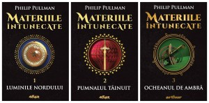 cărți pentru admiratorii Harry Potter-Materiile întunecate
