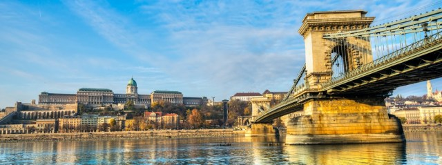 Budapest for the first time guided tour
