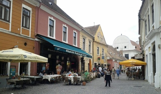 Guided tour to Szentendre