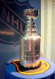 Play like its the Stanley Cup