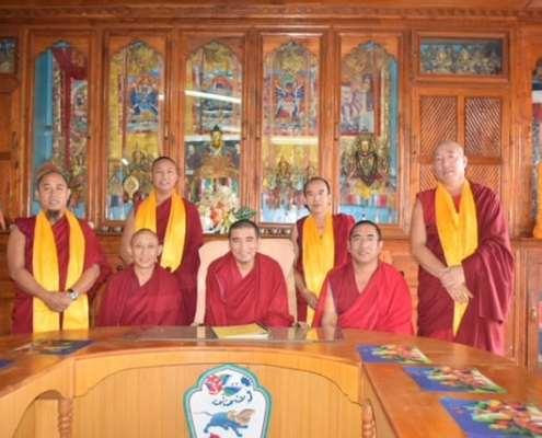 Monastery Council for Tsonghkapa 2019