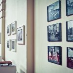 Photos of students in the Beaufoy Institute