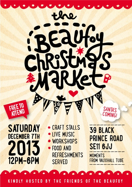 Beaufoy Christmas Market Arts Amp Crafts And More Sat 7th