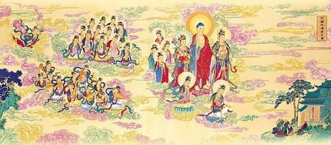 淨土法門常言「臨終遇善」,說明「善知識」是入淨土門的一個關鍵,是一個大因緣(網上圖片)。