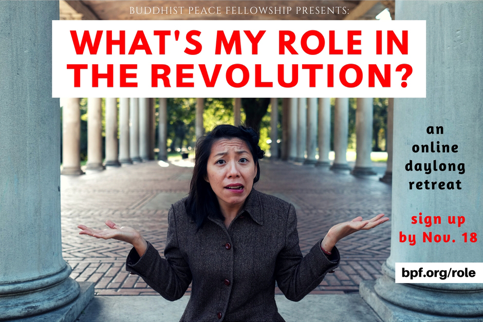 What's My Role in the Revolution?