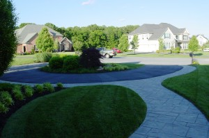 Driveway construction & design in Howard County, Baltimore, Carroll, Frederick & Montgomery counties.