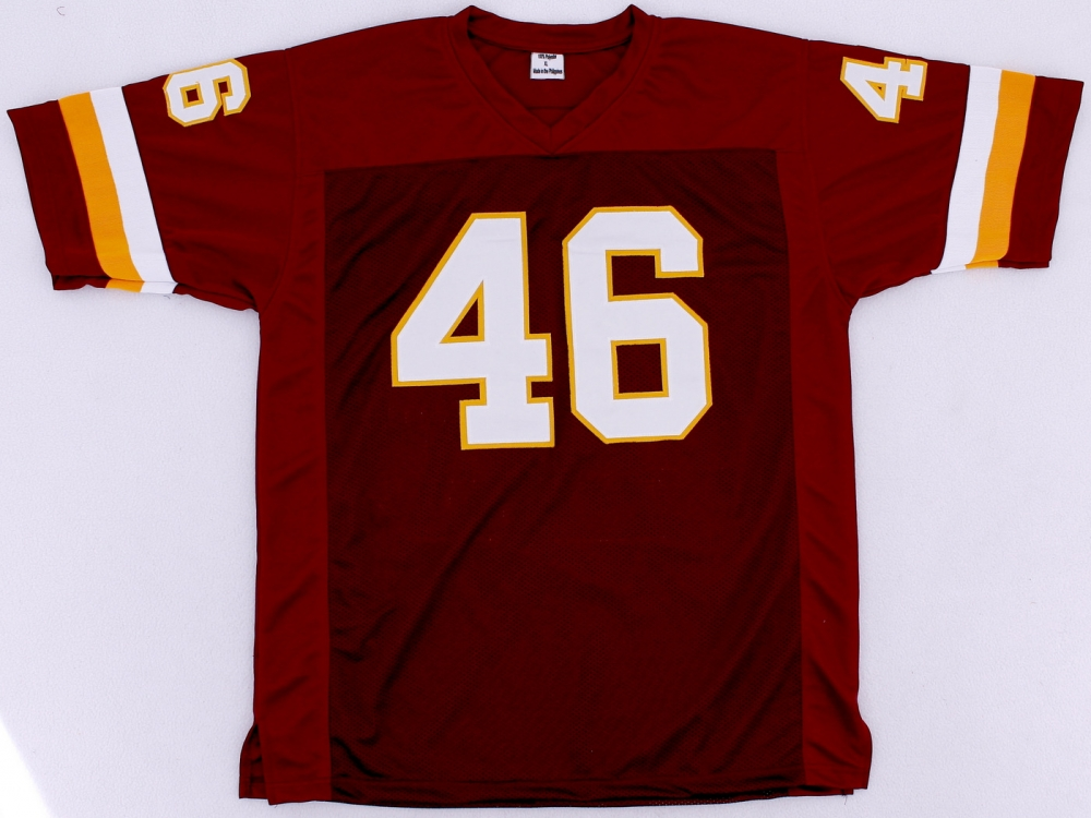 on sale 5ccc4 33e59 Alfred Morris Signed Washington Redskins Jersey