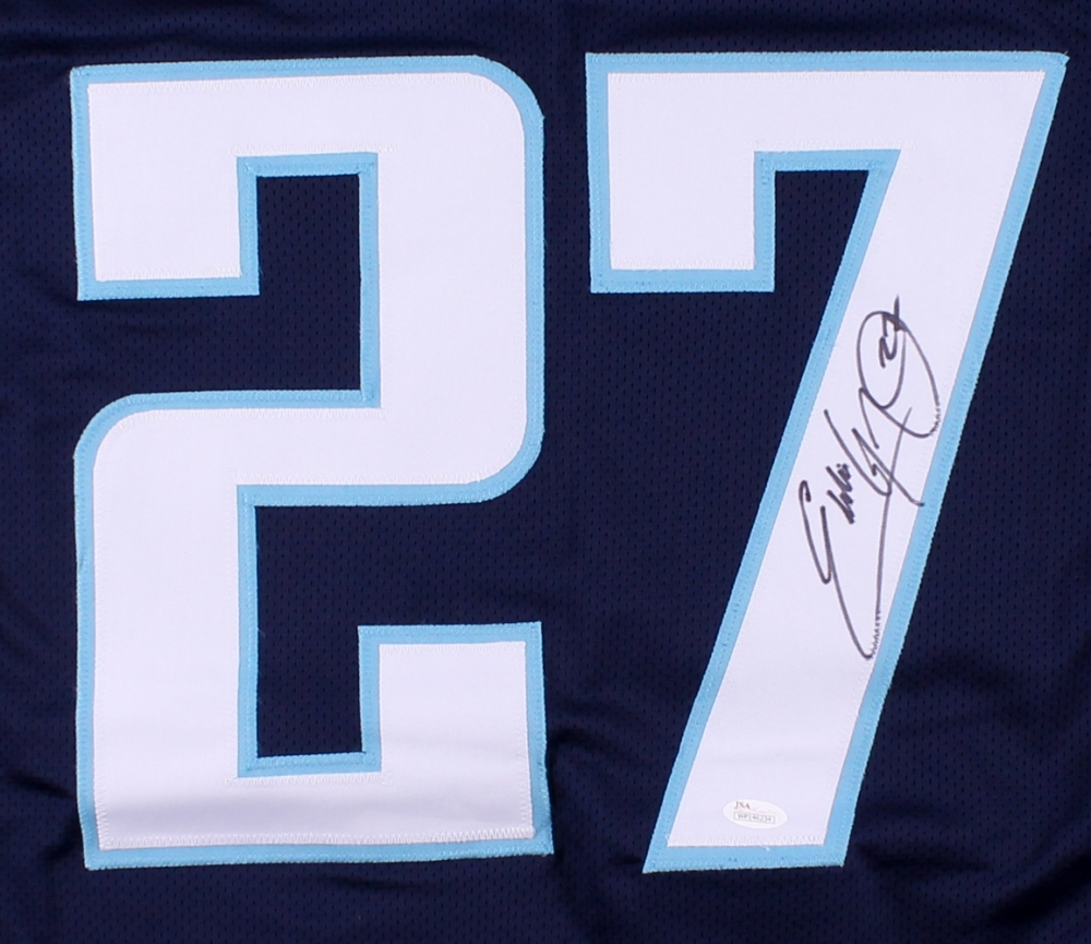 wholesale dealer 070fb 25311 Eddie George Signed Tennessee Titans Jersey