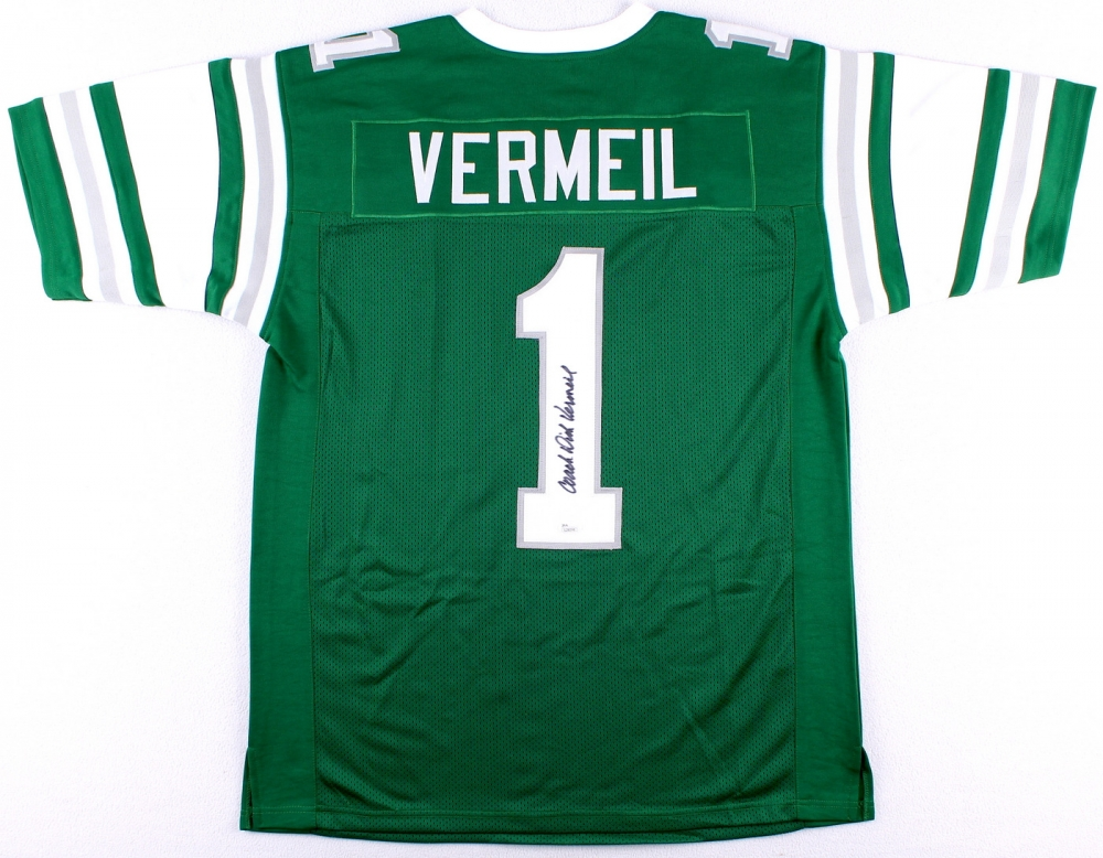 more photos 6f2f9 6fda9 Dick Vermeil Signed Philadelphia Eagles Jersey » Budd's Collectibles