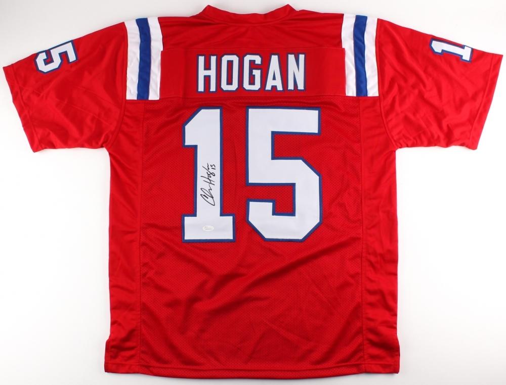 chris hogan patriots jersey