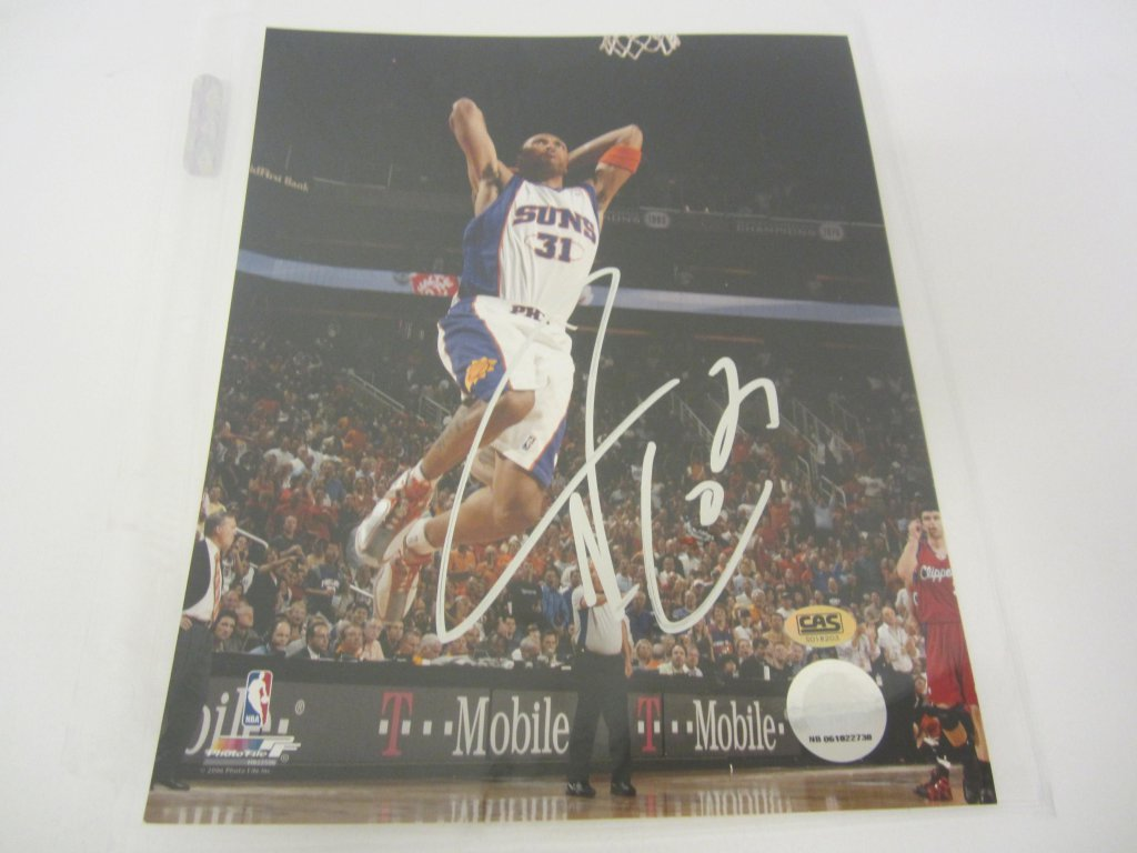 9391e7624 Shawn Marion Phoenix Suns signed 8x10 photo » Budd s Collectibles