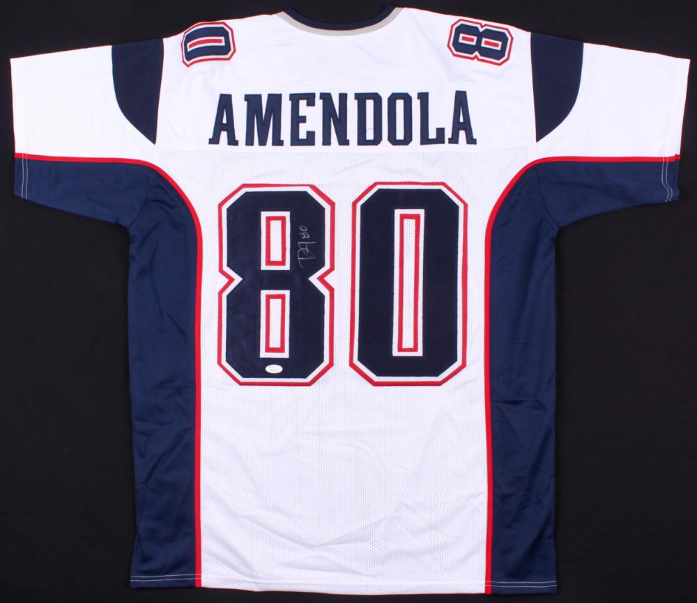 san francisco 2920a 982b6 Danny Amendola Signed New England Patriots Jersey » Budd's Collectibles