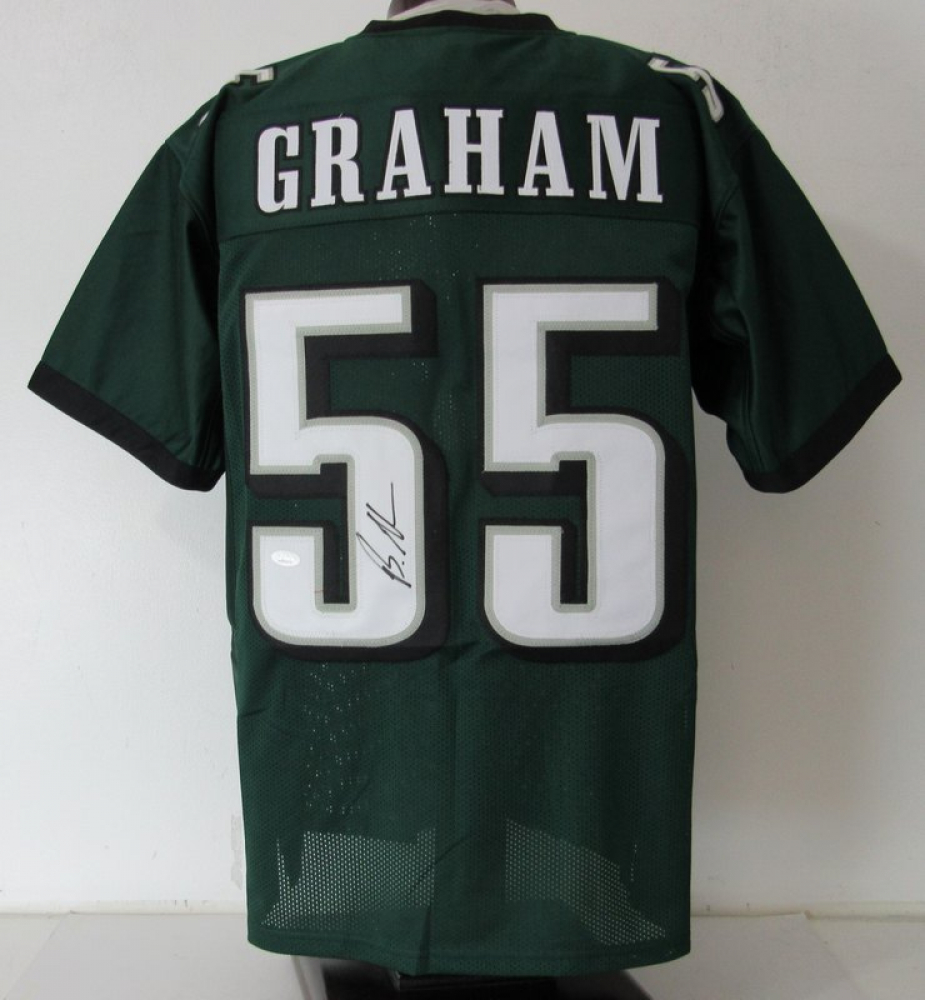 separation shoes e8692 01f3b Brandon Graham Signed Philadelphia Eagles Jersey » Budd's Collectibles