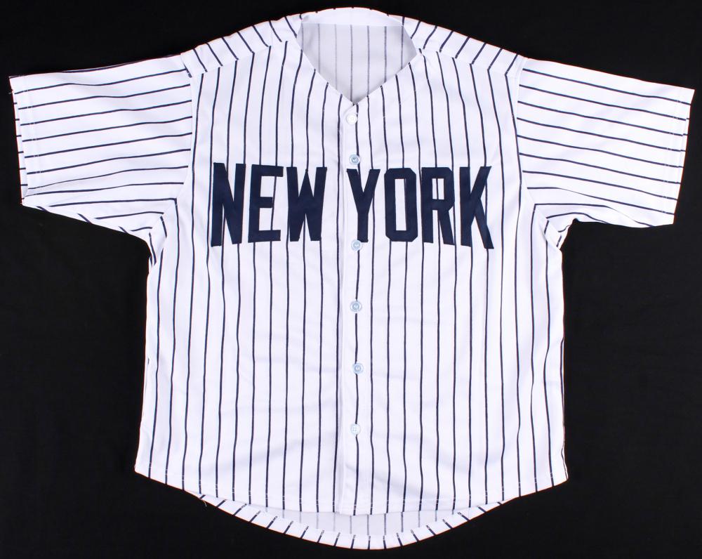 best website 986df 60094 Gleyber Torres Signed New York Yankees Jersey
