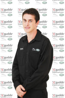 Nick Botelho - Jaguar & Land Rover Technician