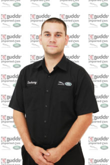 Zach Botelho - Jaguar & Land Rover Technician
