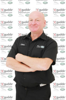 Chris Jackson - Land Rover & Jaguar Master Technician