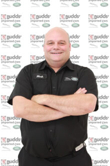 Mark Pratley - Jaguar & Land Rover Technician