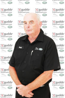 Paul Docherty - Jaguar & Land Rover Master Technician