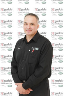 Joe Goncalves - Shop Foreman