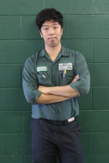 James Jeon - Jaguar &amp&#x3B; Land Rover Technician