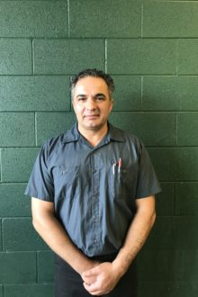 Joe Goncalves - Jaguar Land Rover Technician