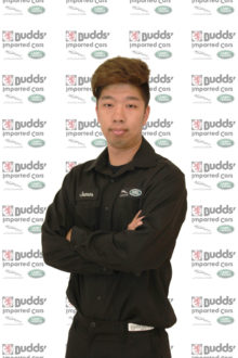 James Jeon - Jaguar & Land Rover Technician