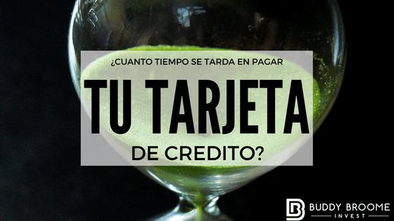 Cuanto Tiempo para Pagar tu Tarjeta de Credito?