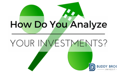 How Do You Analyze Your Investments?