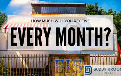 How Much Will You Receive Every Month?