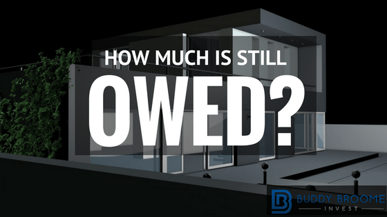 How Much is Still Owed?