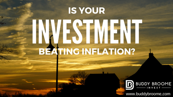 Is Your Investment Beating Inflation?
