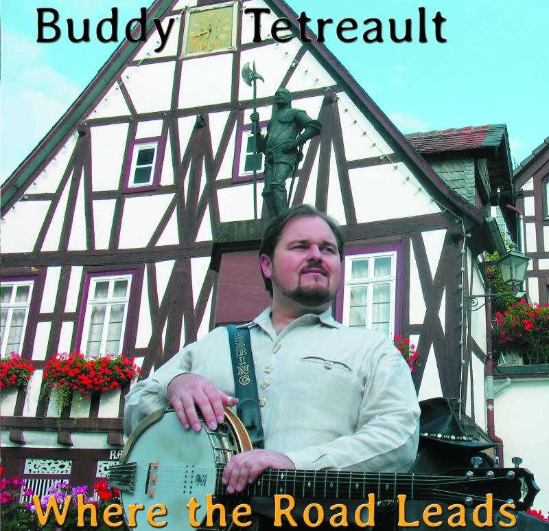 Where the Road Leads - Cover Art