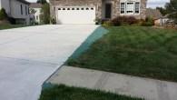 driveway turf repair